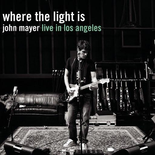 John Mayer альбом Where The Light Is: John Mayer Live In Los Angeles