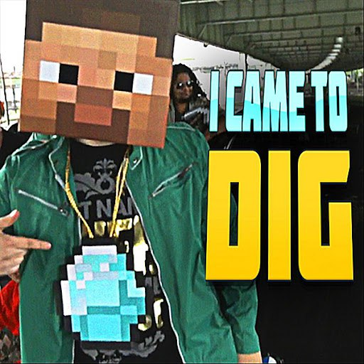 TryHardNinja альбом I Came To Dig (Minecraft Rap)