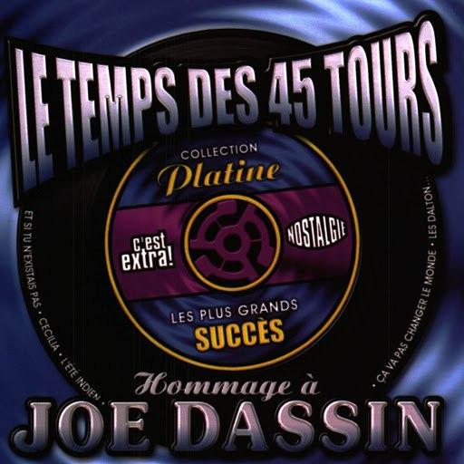 Joe Dassin альбом Le temps des 45 tours