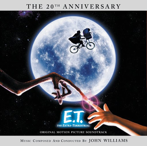 John Williams альбом E.T. The Extra Terrestrial - Original Soundtrack (20th Anniversary Remastered)