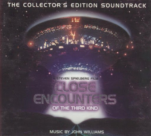 John Williams альбом Close Encounters of the Third Kind: The Collector's Edition Soundtrack