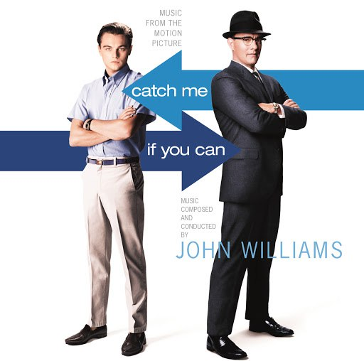 John Williams альбом Catch Me If You Can (Music From The Motion Picture)