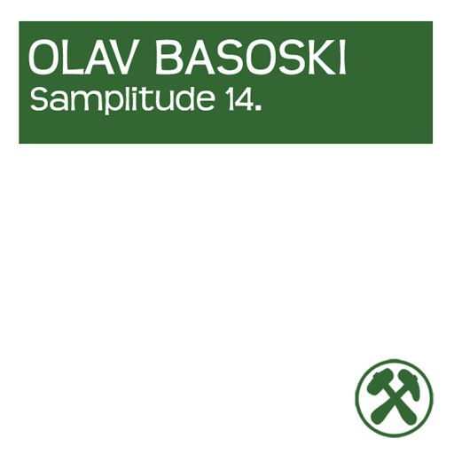 Olav Basoski альбом Samplitude Vol 14
