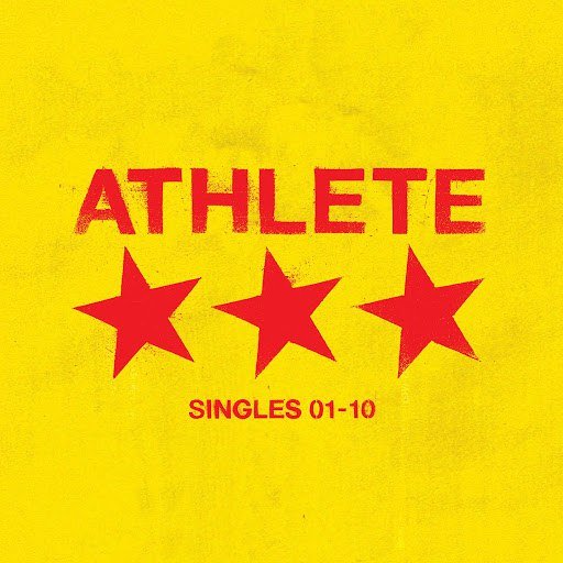 Athlete альбом Singles 01-10 (Deluxe Version)