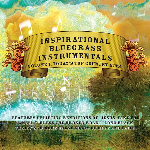 Pickin' On Series альбом Inspirational Bluegrass Instrumentals: Today's Top Country Hits