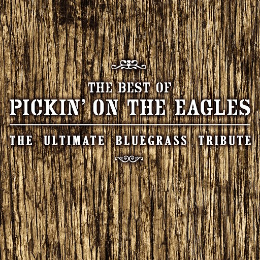 Pickin' On Series альбом Best Of Pickin' On The Eagles