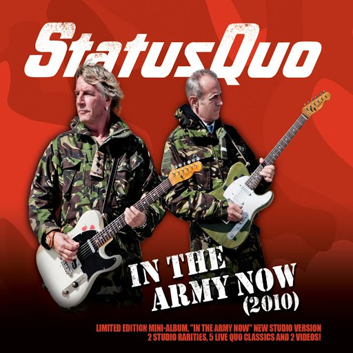 Status Quo альбом In the Army Now (2010)