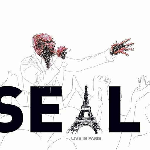 Seal альбом Live In Paris (CD/DVD) (Smartpak)
