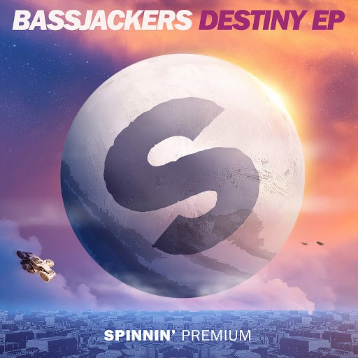 Bassjackers альбом Destiny EP