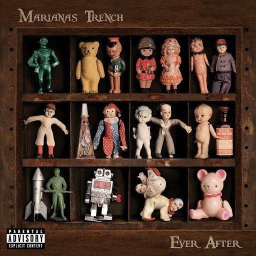 Marianas Trench альбом Ever After (Deluxe)