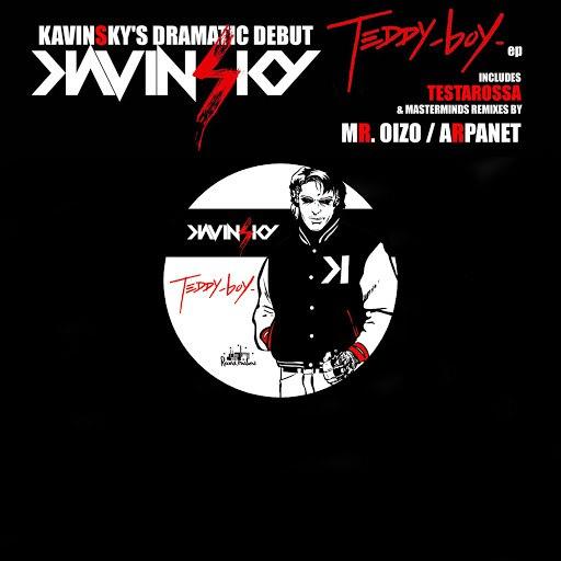 Kavinsky альбом Teddy Boy - EP