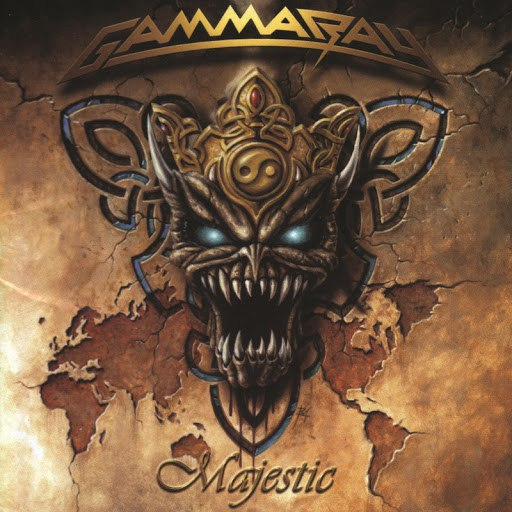 Gamma Ray альбом Majestic