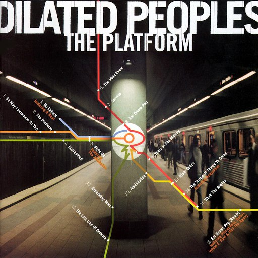 Dilated Peoples альбом The Platform