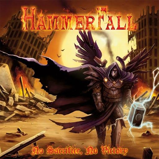 HammerFall альбом No Sacrifice, No Victory