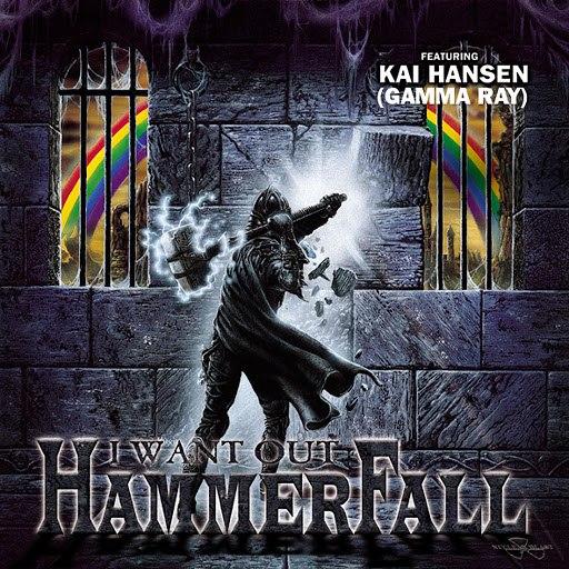 HammerFall альбом I Want Out (feat. Kai Hansen)