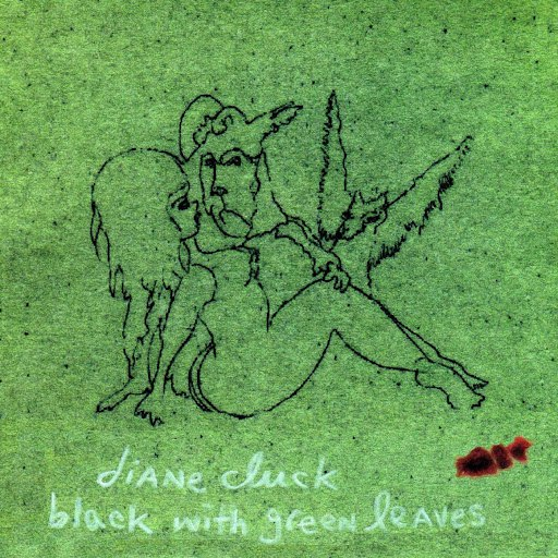Diane Cluck альбом Black With Green Leaves