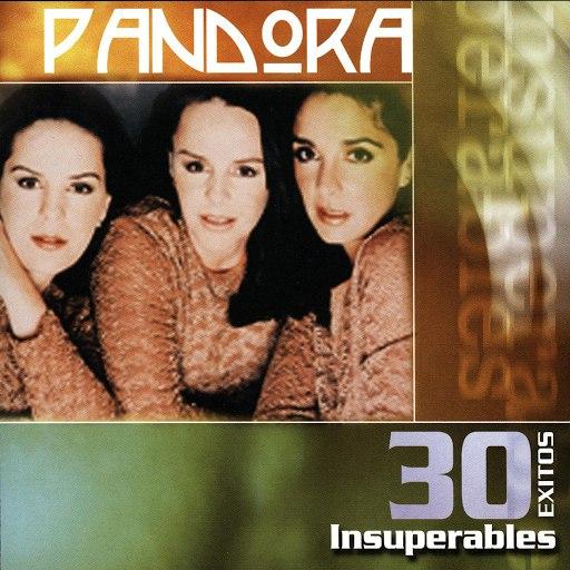 Pandora альбом 30 Éxitos Insuperables
