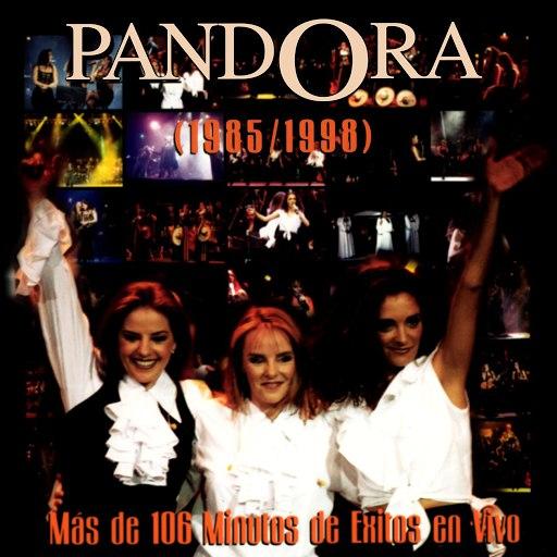 Pandora альбом 1985-1998