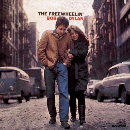 Bob Dylan альбом The Freewheelin' Bob Dylan