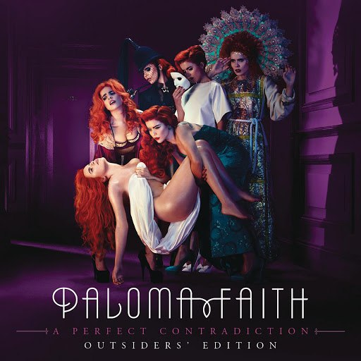 paloma faith альбом A Perfect Contradiction (Outsiders' Edition)