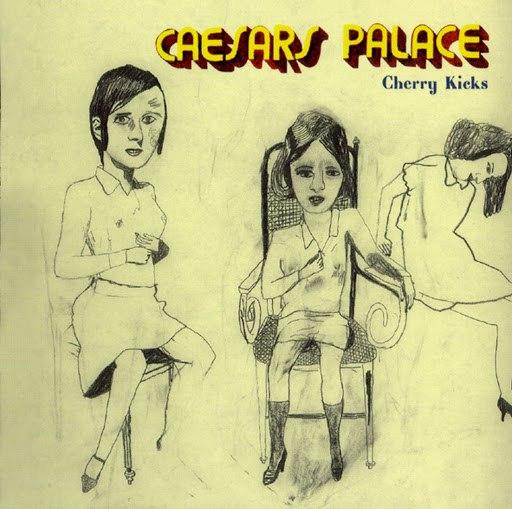 Caesars альбом Cherry Kicks