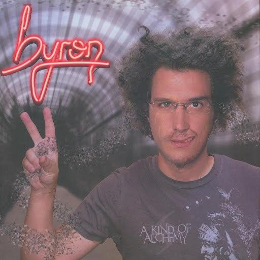 Byron альбом A kind of alchemy