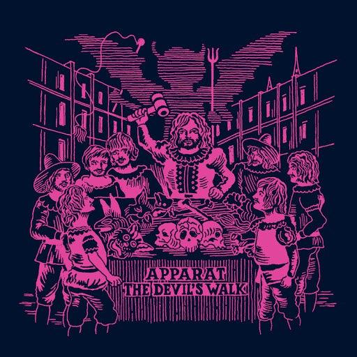 Apparat альбом The Devil's Walk