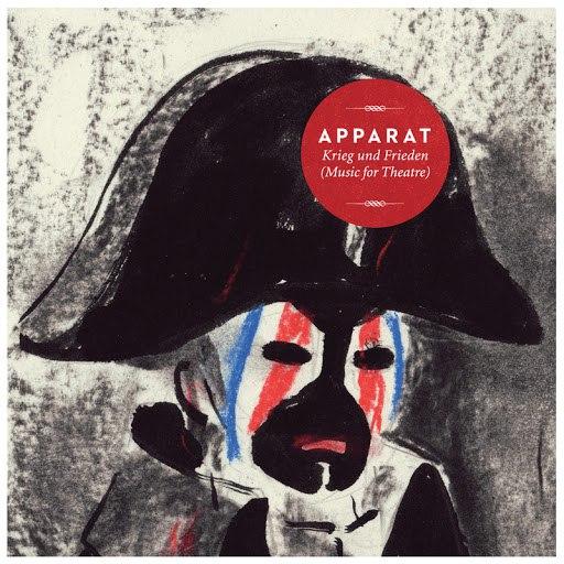 Apparat альбом Krieg und Frieden (Music for Theatre)