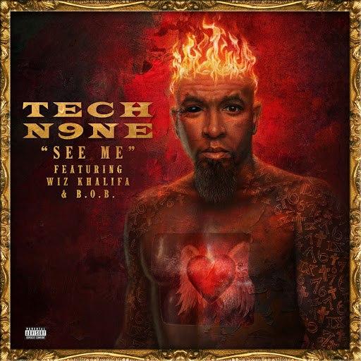 Tech N9ne альбом See Me (feat. Wiz Khalifa, B.o.B.)