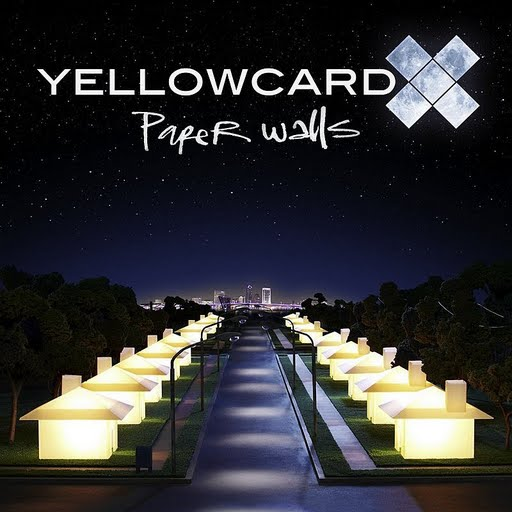 Yellowcard альбом Paper Walls