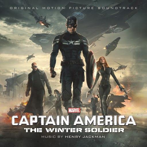 Henry Jackman альбом Captain America: The Winter Soldier (Original Motion Picture Soundtrack)
