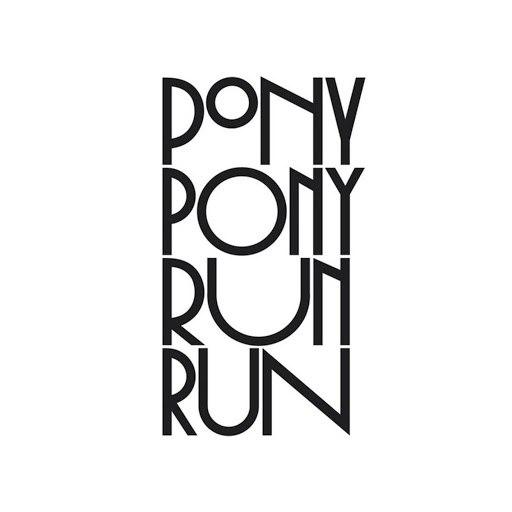 Pony Pony Run Run альбом Hey You