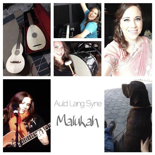 Malukah альбом Auld Lang Syne