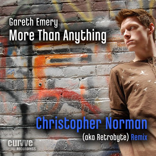 Gareth Emery альбом More Than Anything (Christopher Norman Remixes)
