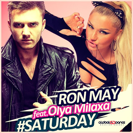 Ron May альбом #Saturday (feat. Olya Milaxa)