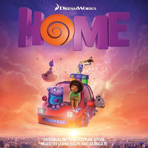 Lorne Balfe альбом Home (Original Motion Picture Score)