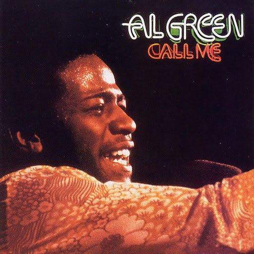 Al Green альбом Call Me