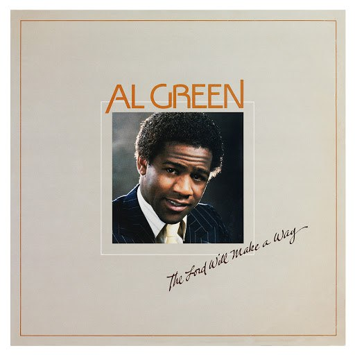 Al Green альбом The Lord Will Make a Way