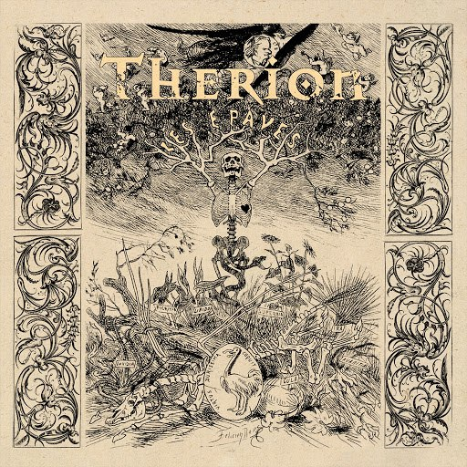 THERION альбом Les Épaves
