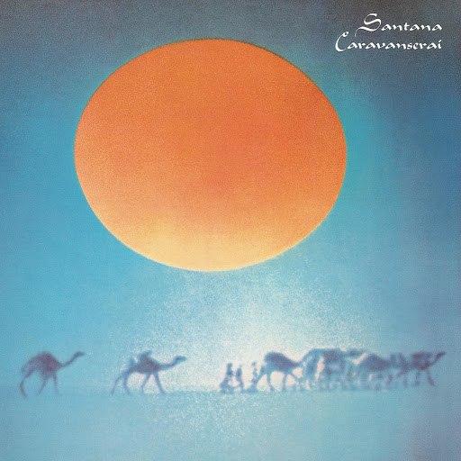 Santana альбом Caravanserai