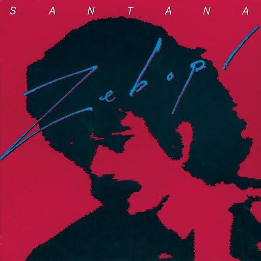 Santana альбом Zebop!