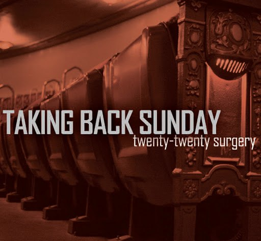 Taking Back Sunday альбом Twenty-Twenty Surgery (Int'l DMD Maxi)