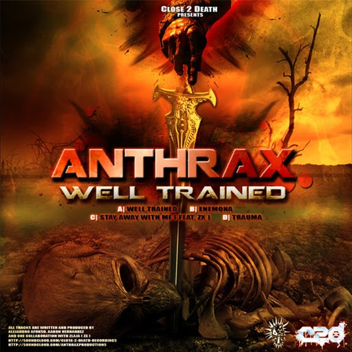 Anthrax альбом Well Trained EP
