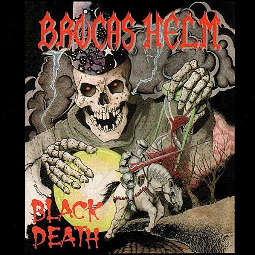 Brocas Helm альбом Black Death