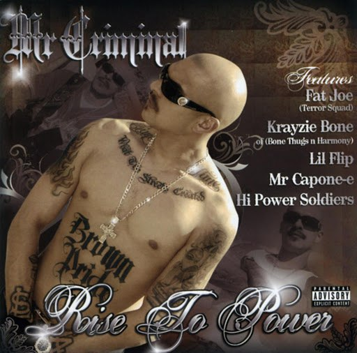 Mr. Criminal альбом Rise 2 Power