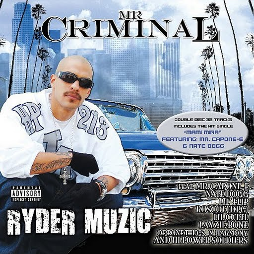 Mr. Criminal альбом Mami Mira (Parental Advisory) (4-Track Single)