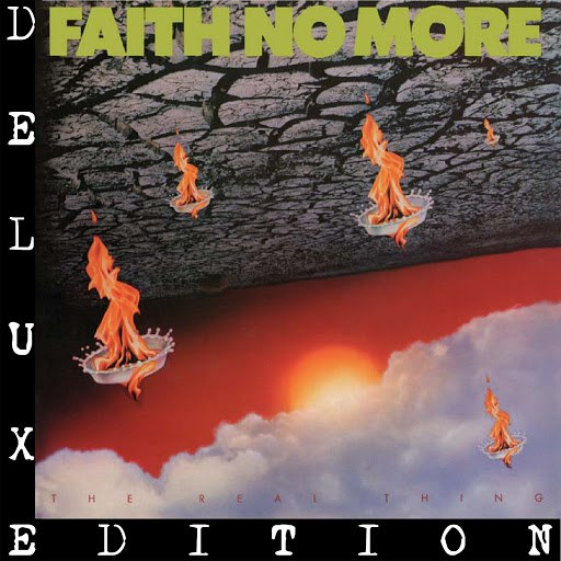 Faith No More альбом The Real Thing (Deluxe Edition)