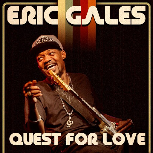 Eric Gales альбом Quest for Love