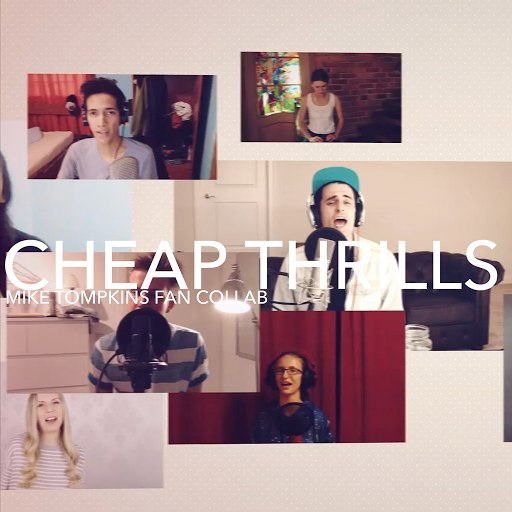 Mike Tompkins альбом Cheap Thrills