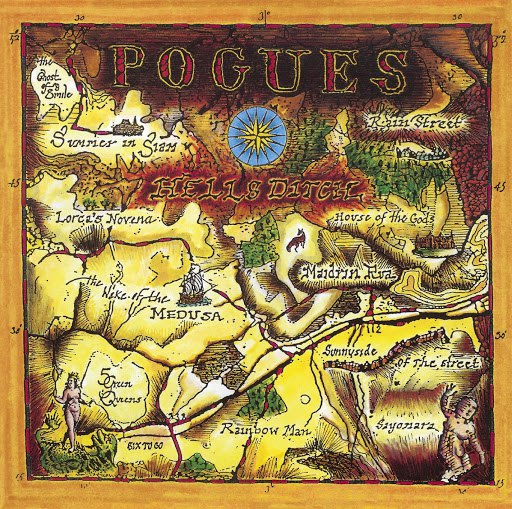 The Pogues альбом Hell's Ditch (Expanded)